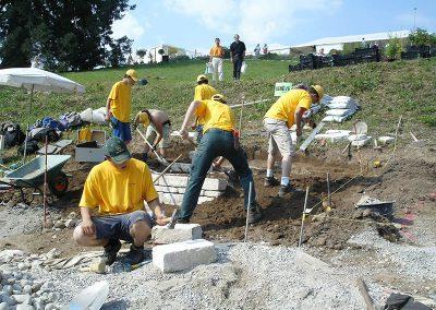 Concours des apprentis paysagistes 2006